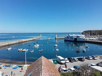 Port-Tudy île de Groix