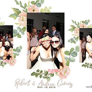 Robert & Andrea