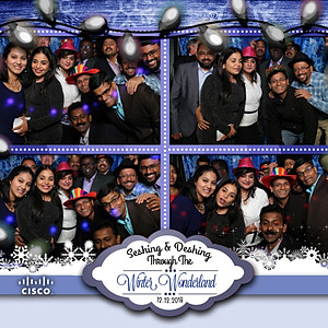 Cisco's Holiday Party