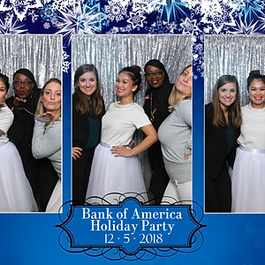 Bank of America Holiday Party