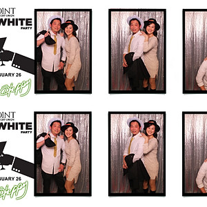 Keypoint Black & White Party