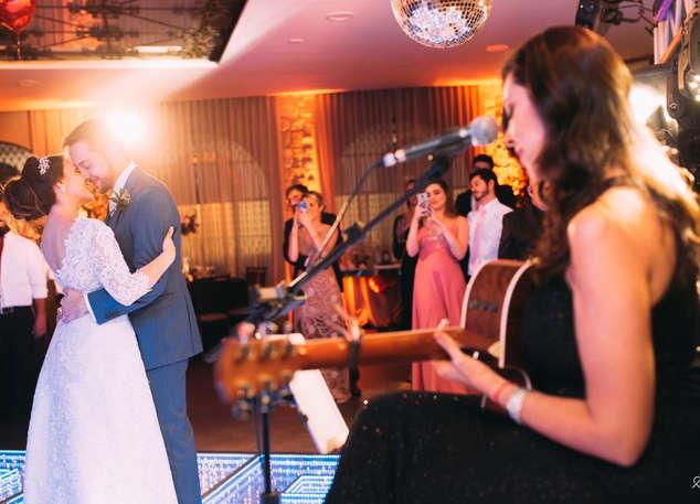 Voz e violão para Casamento