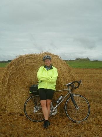 Biking in Brittany