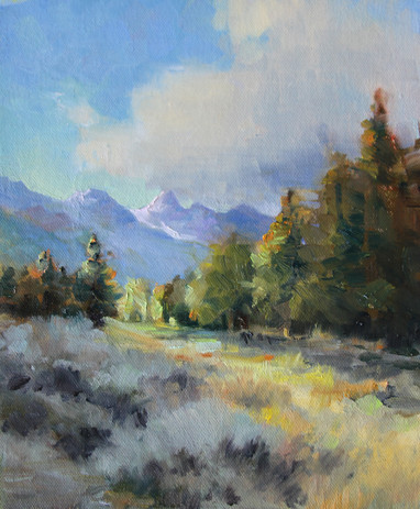 Late Summer in the Tetons