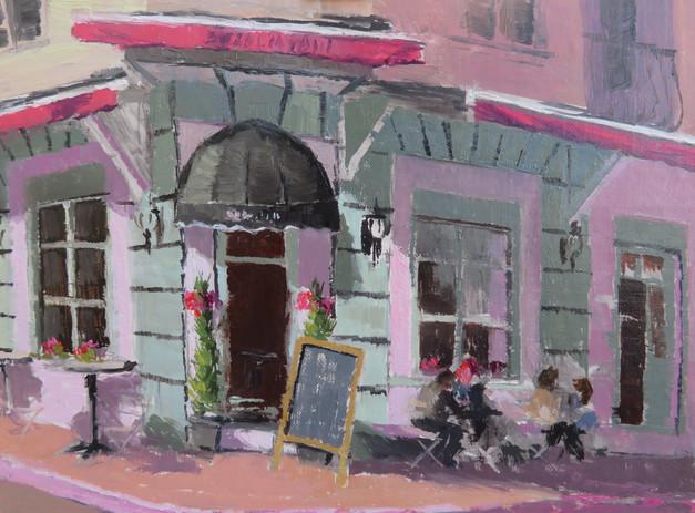 Balat Cafe