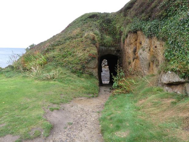 Tunnel in Penzance