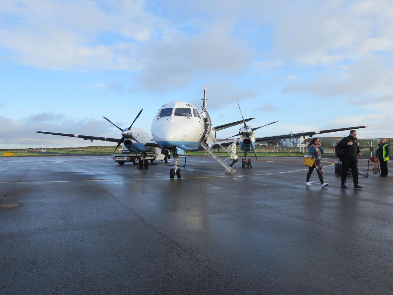 Traveling to Islay, Scotland