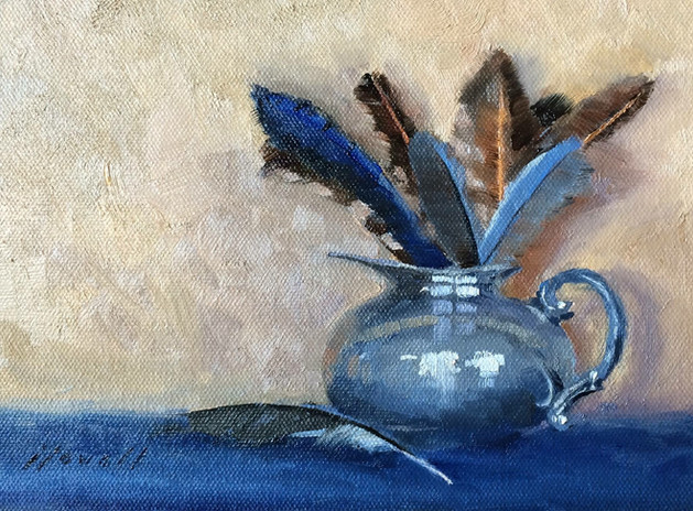 Pewter and Feathers