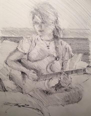 Sapphire Sketch