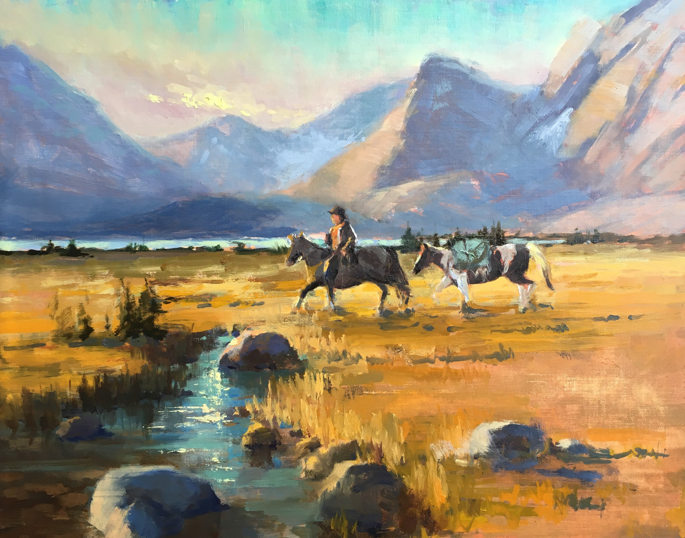 Tonquin Valley on Horseback
