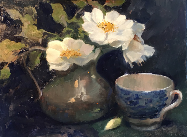 Quinault Roses