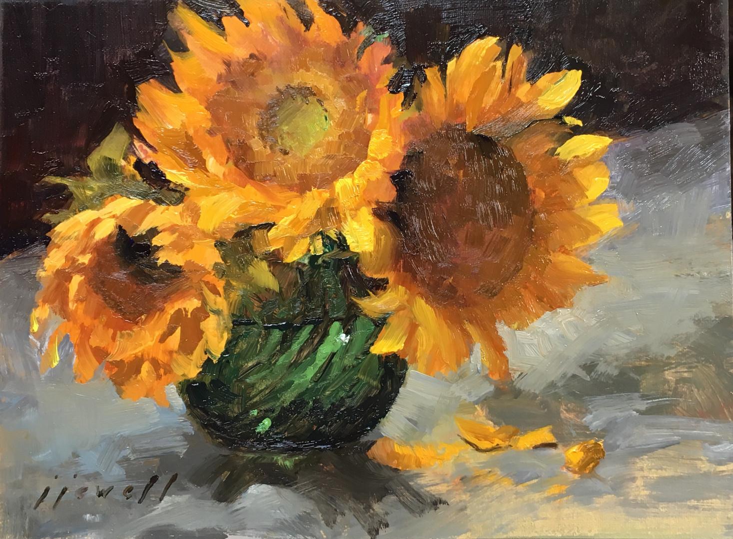Ann's Sunflowers