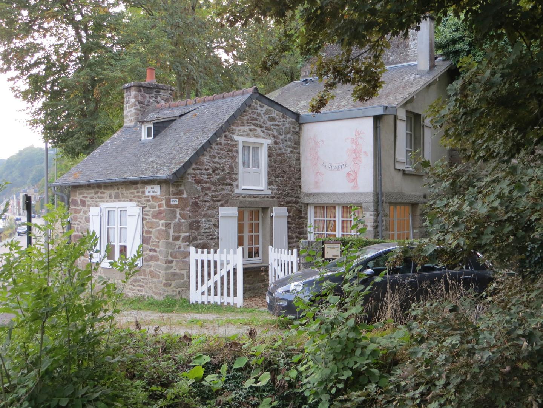 Artist's Residence in Dinan, France
