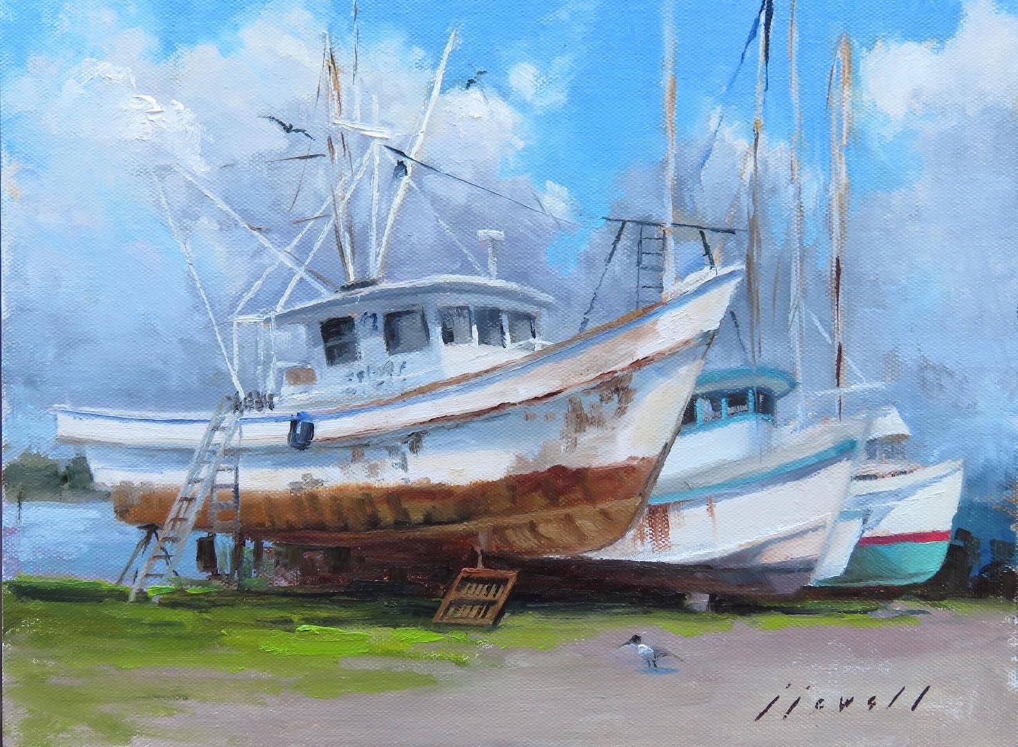 Rockport Shipyard, Texas