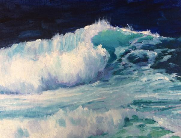 Turtle Bay Waves