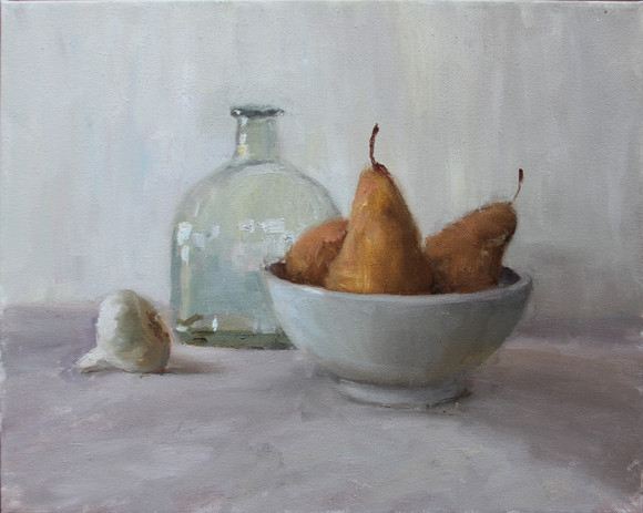 Pears and Patron