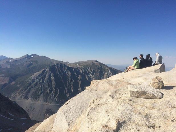 On top of Dana Paoint