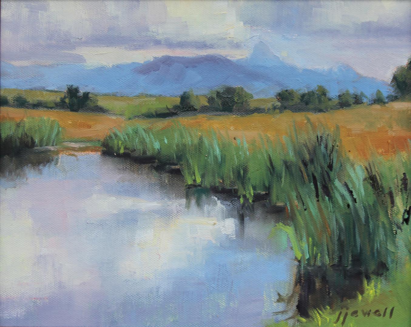 Teton Pond