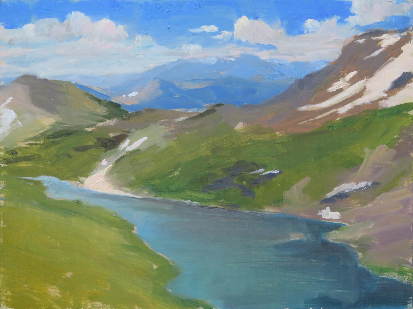 Gardner Lake, Beartooth Pass