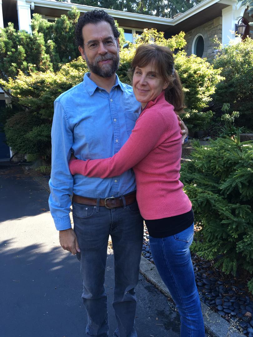 Glenn and Suzanne Dean
