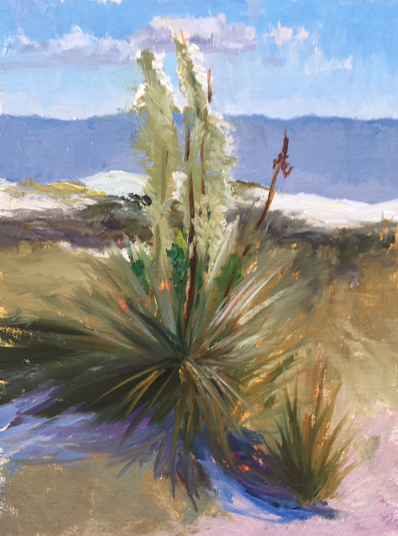 Yucca_White Sands, New Mexico