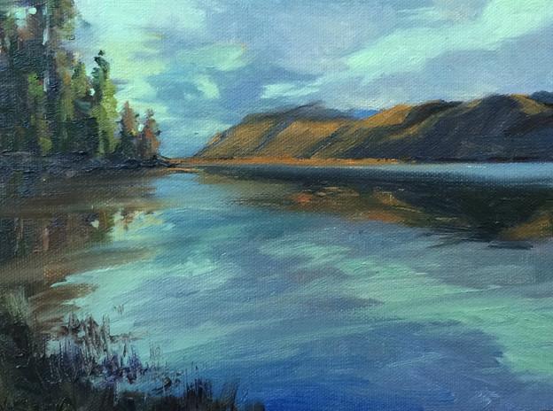 Quinault Sunset