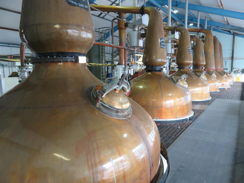 Laphroaig Distillary, Islay, Scotland