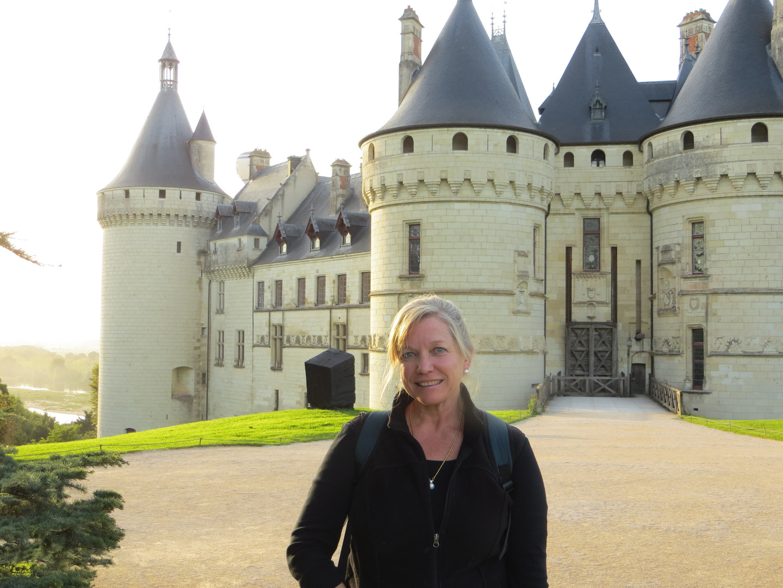 Jan Jewell, Loire Valley, France