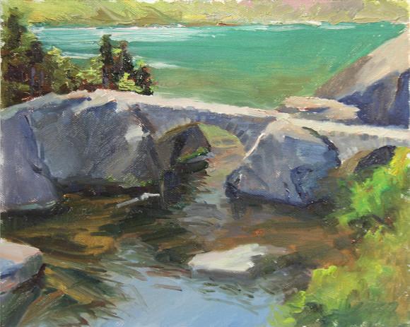Bagley Lakes Bridge