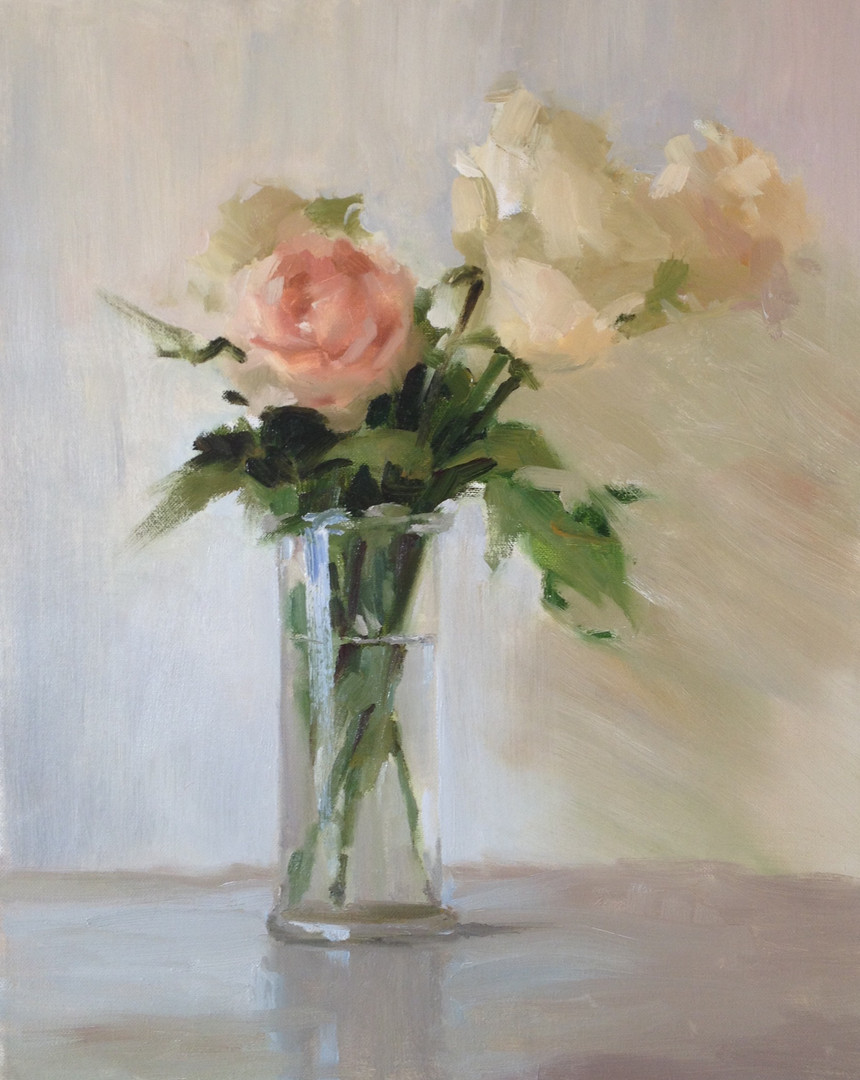 Delicate Roses