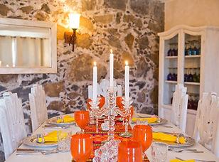 Rancho Las Cascadas INT DINING ROOM.  6.