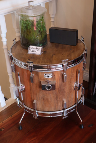 Custom Bass Drum Table Chasing Sound