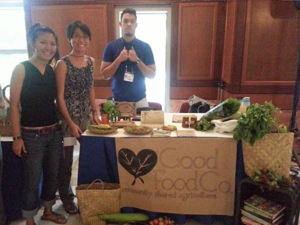 Charlene Tan & the Good Food Co. at ADB No Impact Week