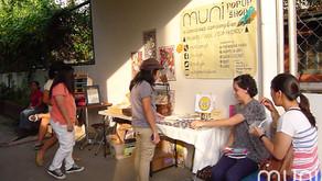 The 1st Muni Pop-Up Shop + Sharing Ideas on Mindful Living