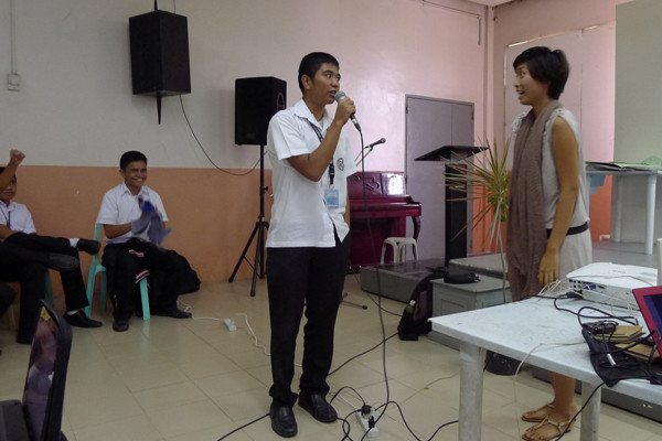 Muni PH at Philippine Science Western Visayas