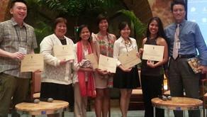 MUNI at ADB No Impact Week's Forum on Taking Action Against Waste