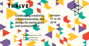 THRIVE: An Event Series and Festival for Social Good and Sustainability