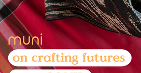 Ep.6: on Crafting Futures Post-COVID with Amneh Shaikh-Farooqui and Cameron Tonkinwise