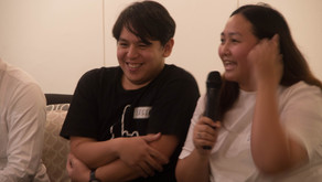Deane Miguel of Serious Studio, Niña Terol & Jen Horn: On Finding Your Voice, Speaking Your Tru
