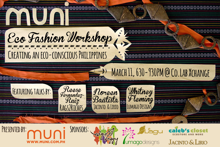 Muni Eco Fashion Workshop