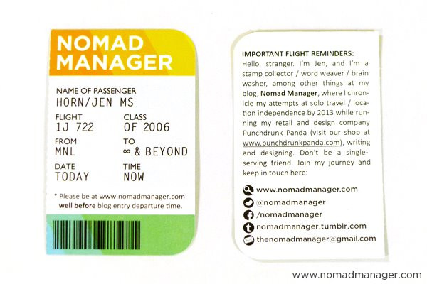 Nomad Manager
