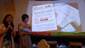 Muni PH & EntrepsBuildPH Iloilo HOHOL: Think, Move, Talk