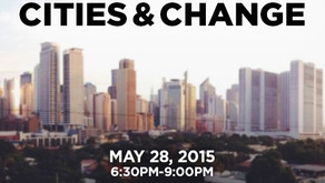 Muni Meetup on Cities, Change & Urban Design on May 28, 2015