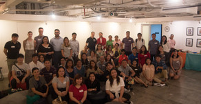 Finding & Sharing Your Authentic Story: August 2016 Meetup Recap