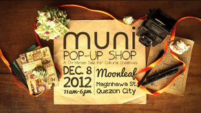 Join the Muni Pop-Up Shop Event!