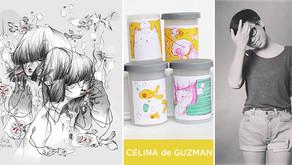 Cultural Creative: #CutTheCrap Artist Celina de Guzman