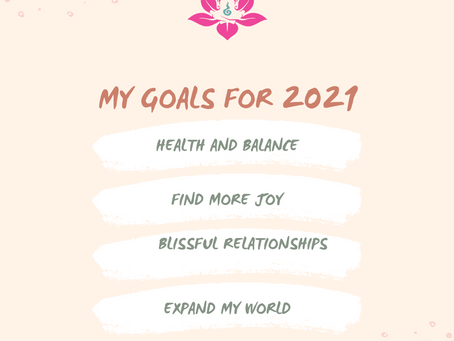 What's Is Your 2021 Vision?