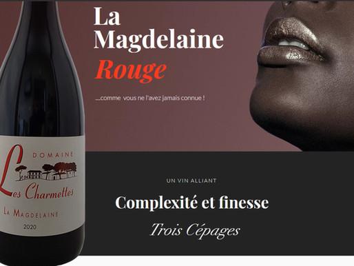 NOUVEAUTE                                                  La Magdelaine Rouge