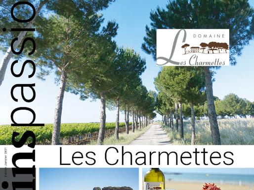 Le Domaine Les Charmettes ...en quelques mots !