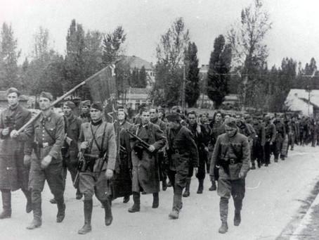 Anti-fascist heroes are not forgotten
